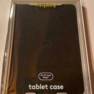 "NIB Heyday Tablet Case for IPads 9.7"""